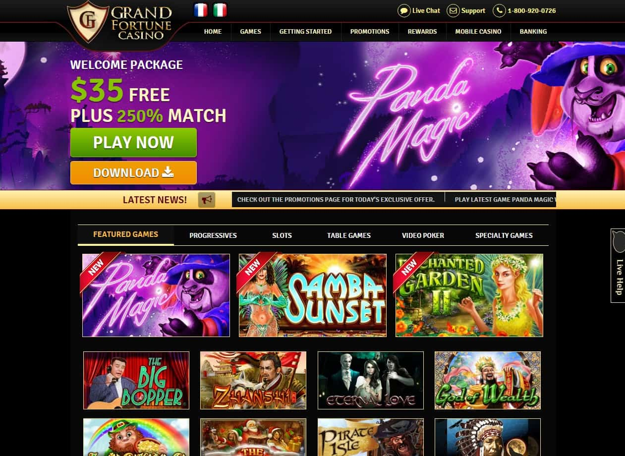 Best Casino Grand Bay Bonuses - 1