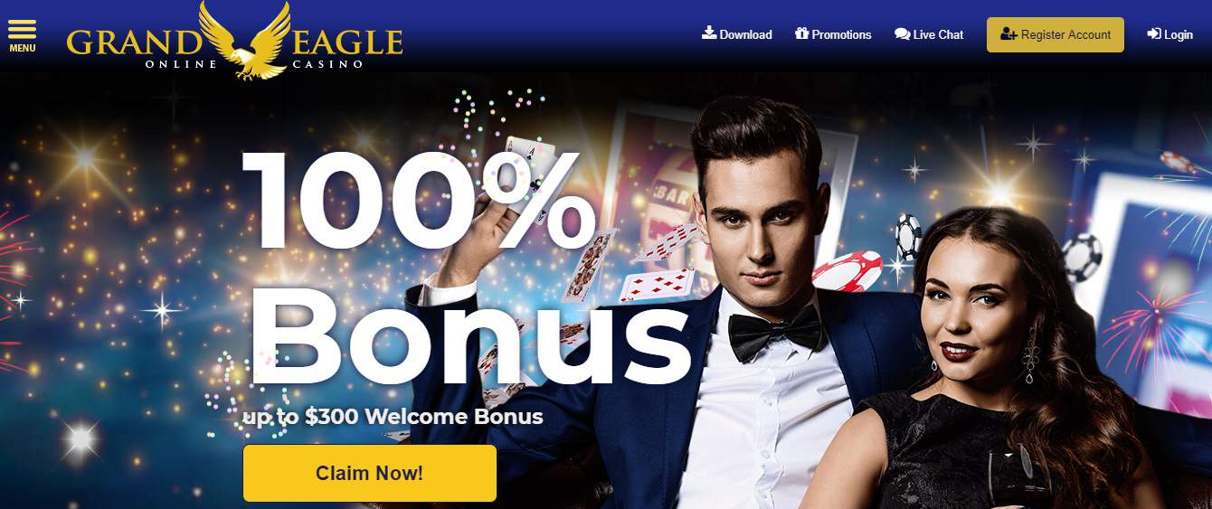 grand eagle casino no deposit bonus codes 2019
