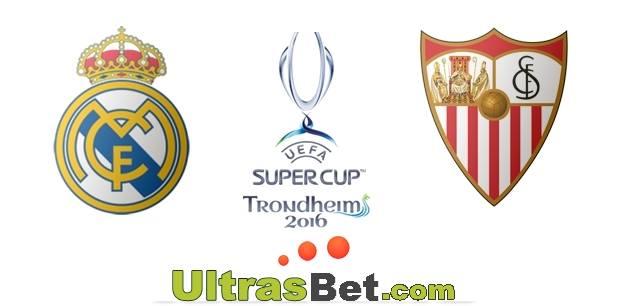 Photo of Real Madrid – Sevilla (09.08.2016) Prediction and Tips