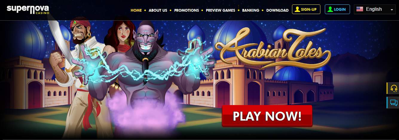 super casino sign up