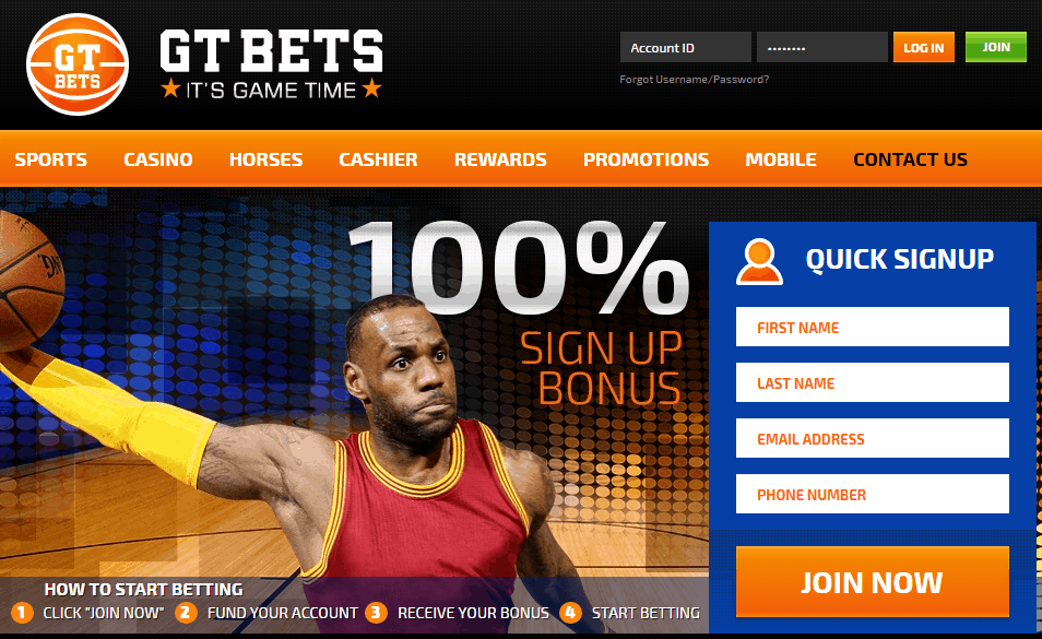sports bet bonus sign up