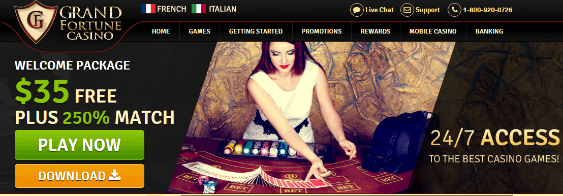 grand fortune casino no deposit bonus codes 2019