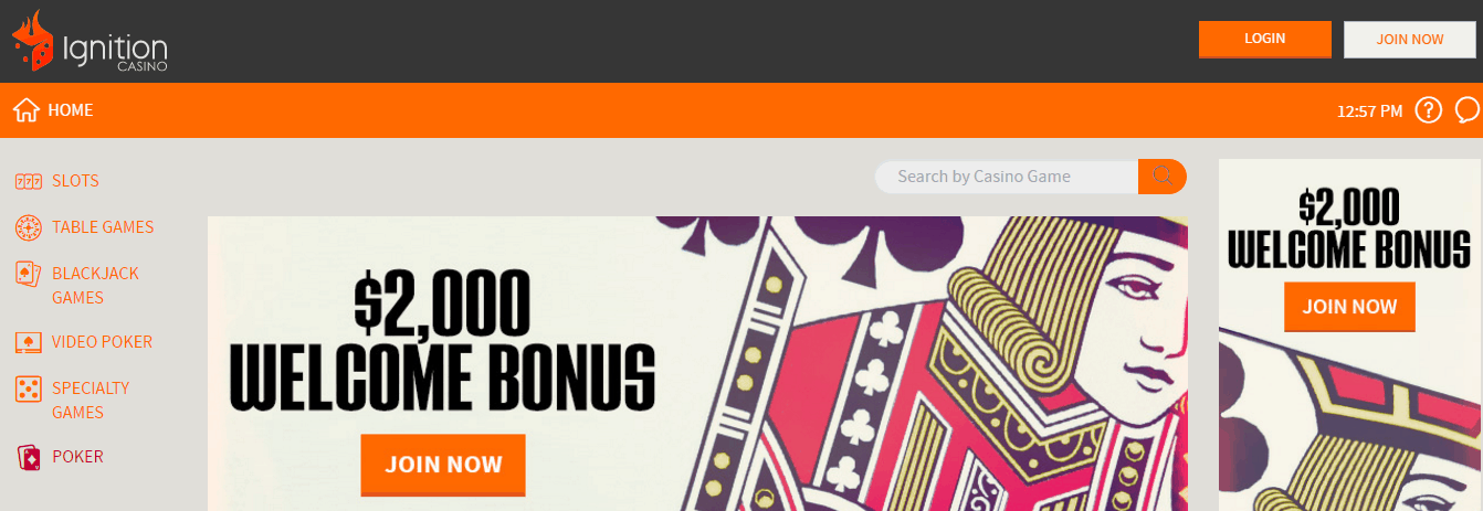 ignition casino free no deposit bonus 2019