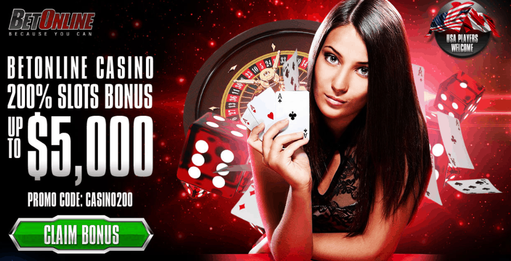 BetOnline Casino Mobile, iPhone App and Android App - UltrasBet