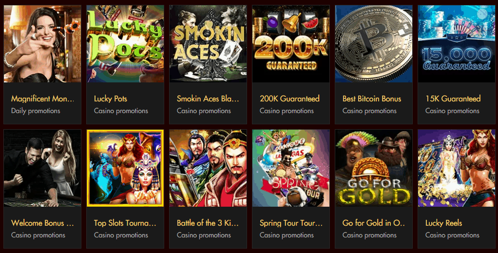 History of Live Casino | Up to $/£/€400 Bonus | Casino.com