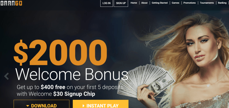 no deposit bonus codes casino brango