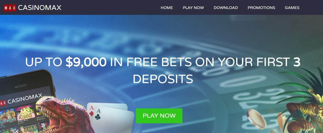 no deposit bonus codes for casino max