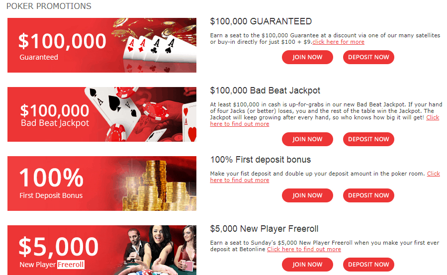 BetOnline Poker Review, Download & Promo Code 2019 - UltrasBet