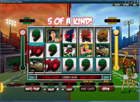 Real Money Casinos Online