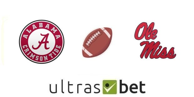 Ole Miss Vs Alabama Game Time Tv Schedule Spread And – Dibujos Para