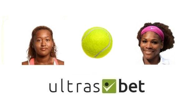Photo of Naomi Osaka vs Serena Williams 9/8/18 Pick, Prediction and Betting Odds