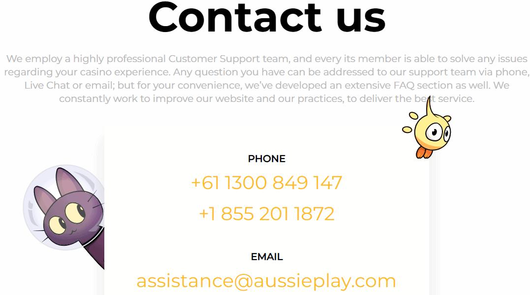 Aussie Play Support