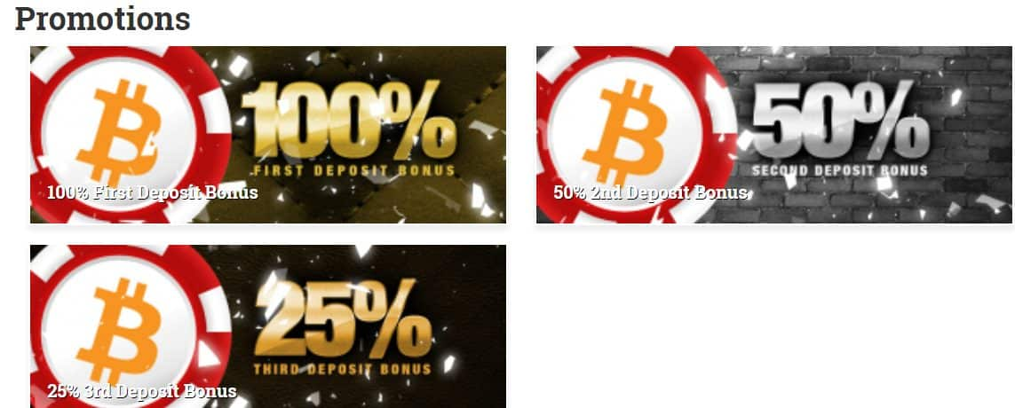 BetCoin Promotions