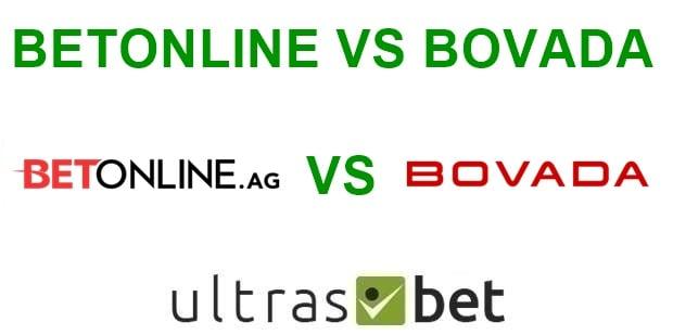 BetOnline vs Bovada