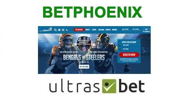 BetPhoenix Welcome page