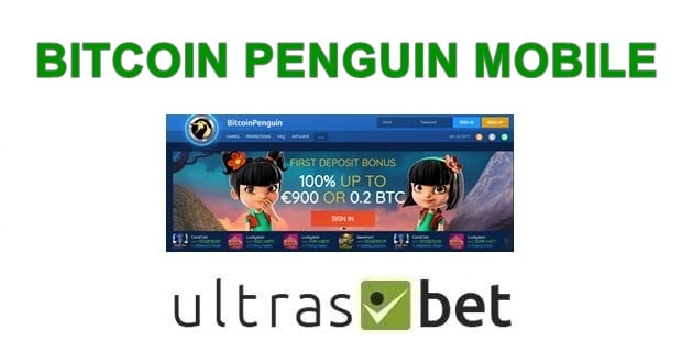 Bitcoin Penguin App