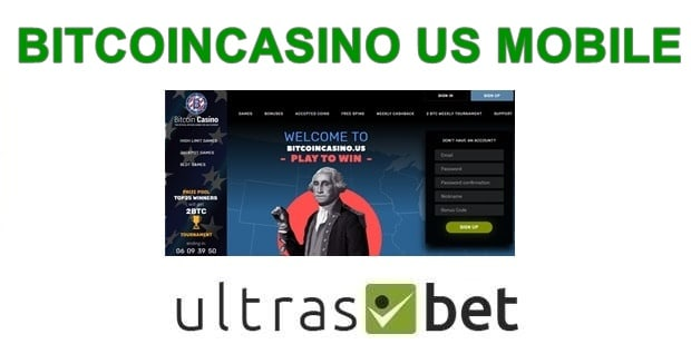 BitcoinCasino US App