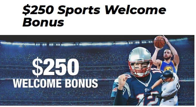 Bovada Welcome bonus
