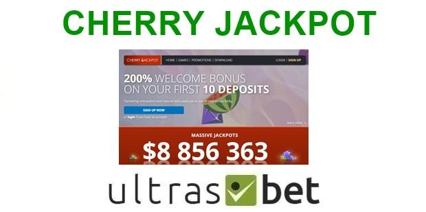 Cherry Jackpot Review No Deposit Bonus Codes 2020 Ultrasbet