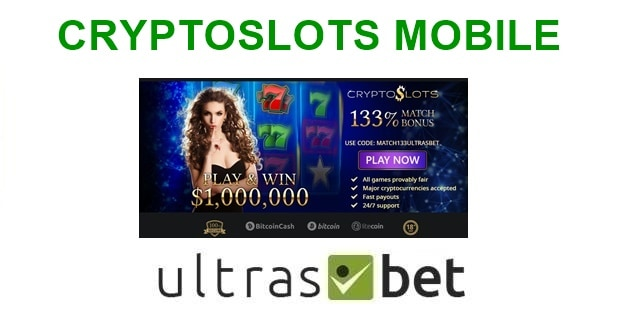 CryptoSlots Mobile