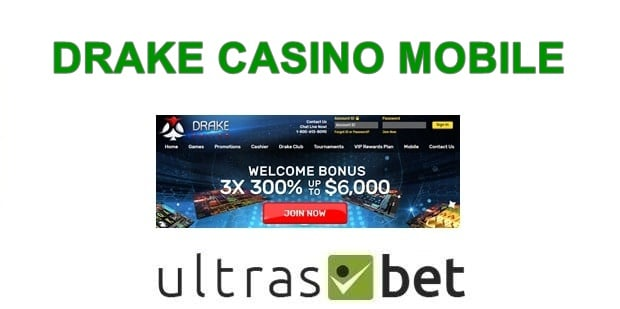 Drake Casino App