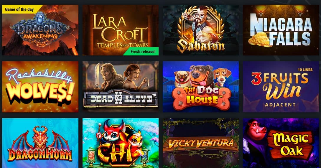 Drift Casino Games