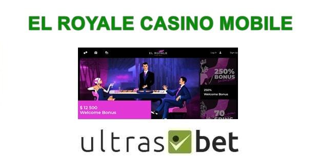 El Royale Casino Mobile