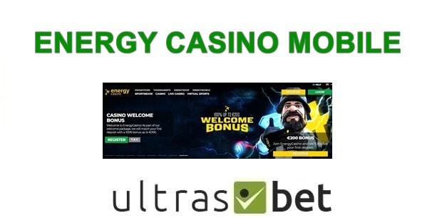 Energy Casino App