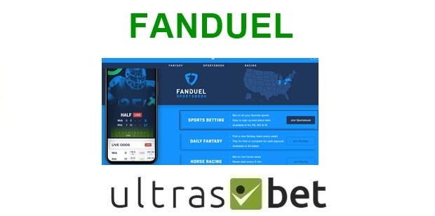 FanDuel Welcome page