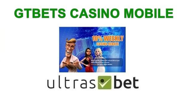 GTBets Casino App