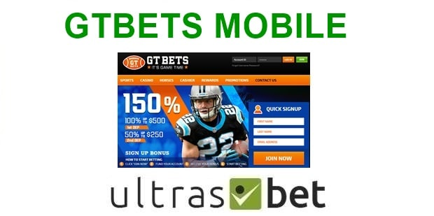 Gtbets Mobile