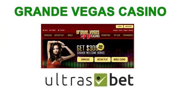 Grande Vegas Casino Review