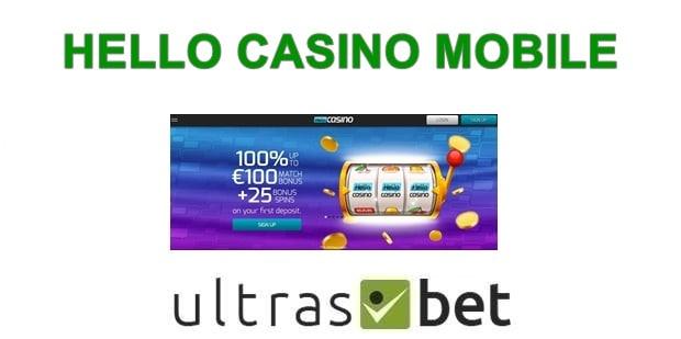 Hello Casino App
