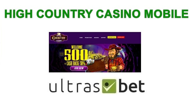 High Country Casino Mobile