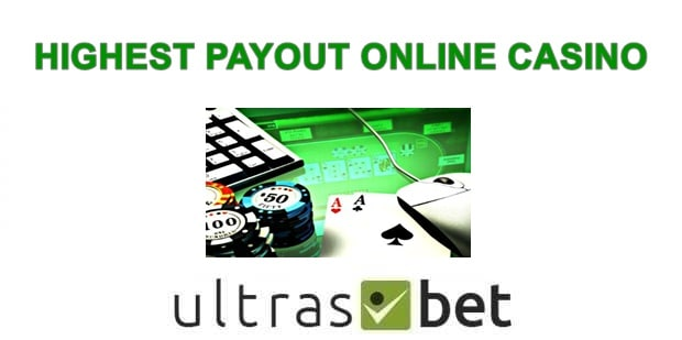 Highest Payout Online Casino