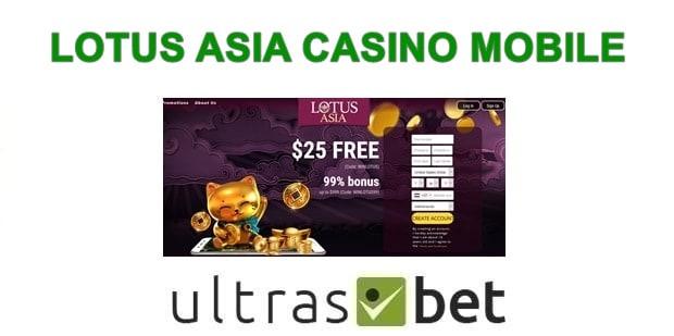 Lotus Asia Casino App
