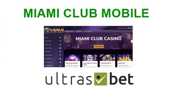 Miami Club Mobile