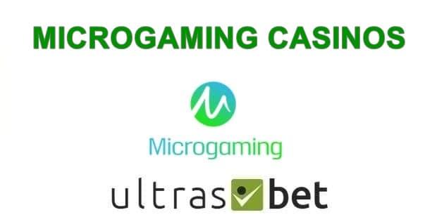 Microgaming Casino Sites 2020 Best Microgaming Casino Ultrasbet