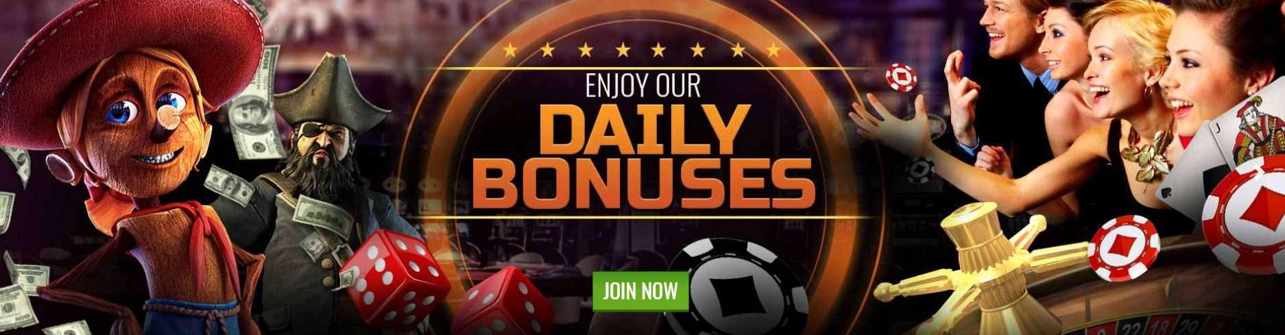 MyBookie Casino Bonuses