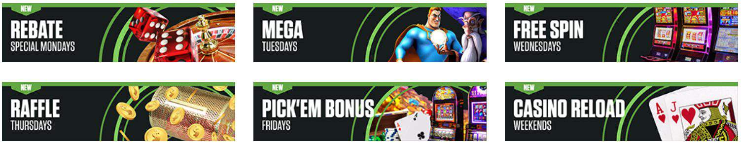 MyBookie Casino Promotions
