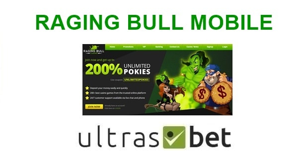 Raging Bull Casino Mobile