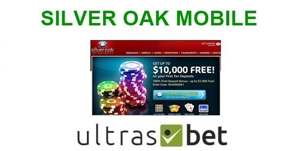 Silver Oak Casino Mobile