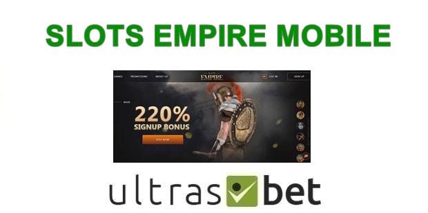 Slots Empire App