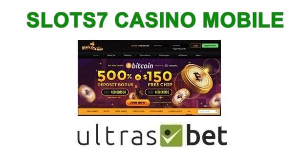 Slots7 Casino App