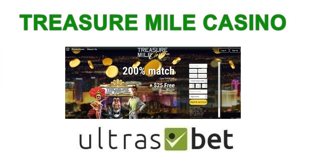 Treasure Mile Casino Review