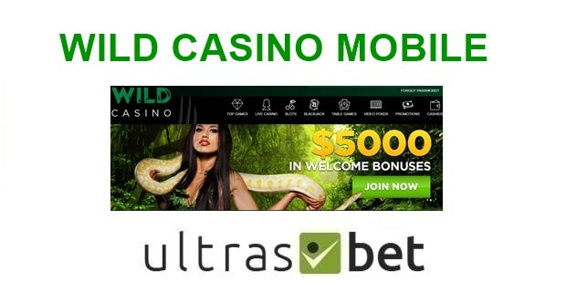Wild Casino Mobile