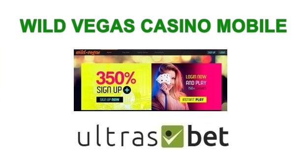 Wild Vegas Casino App