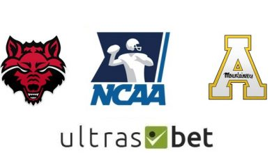 Photo of ▷ College Football: Arkansas State – Appalachian State 10/22/20 Pick, Prediction & Odds