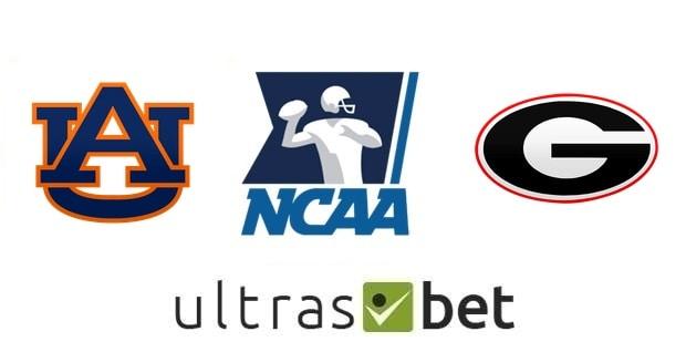Auburn - Georgia 10/3/20 Pick, Prediction & Odds