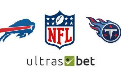 Buffalo Bills - Tennessee Titans 10/18/21